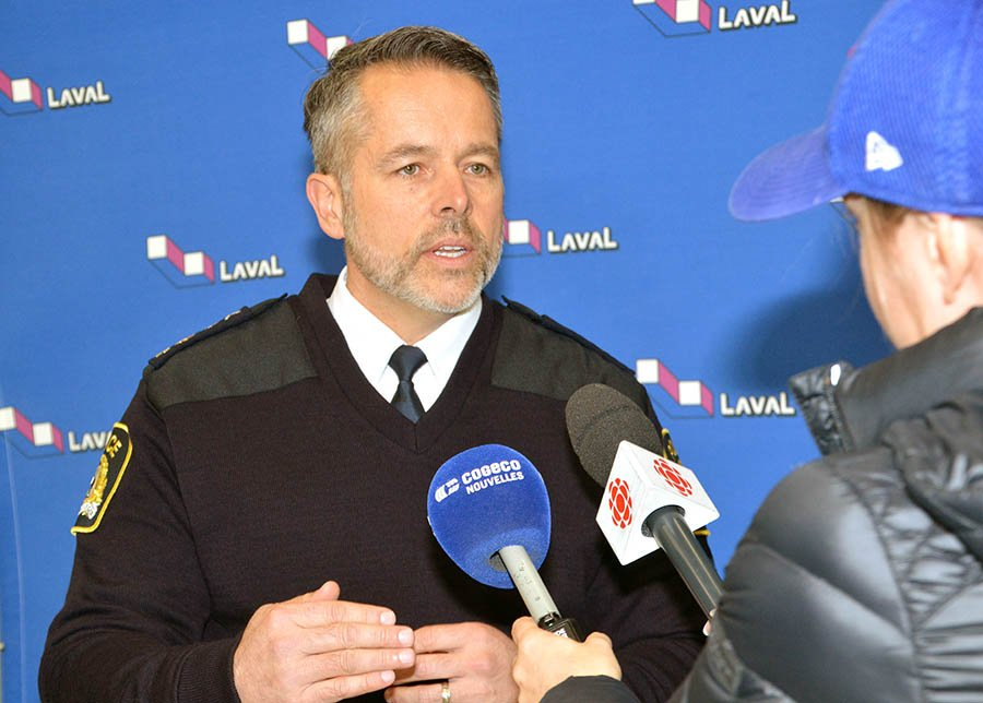 Record-setting spring floods assault Laval and surrounding regions