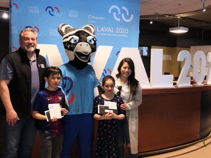 Laval Jeux du Québec committee names mascot