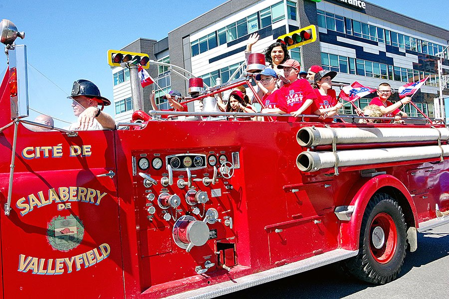 Laval Firemen's Festival takes place this weekend