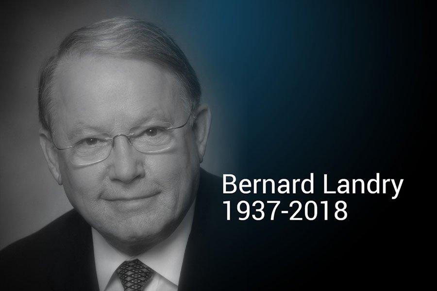 Parc des Prairies renamed Bernard Landry Park