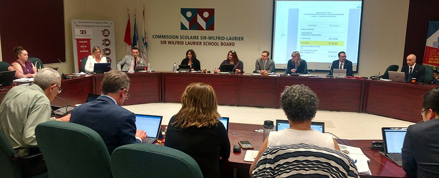 Laurier School Board showcases 2017-2018 budget overview