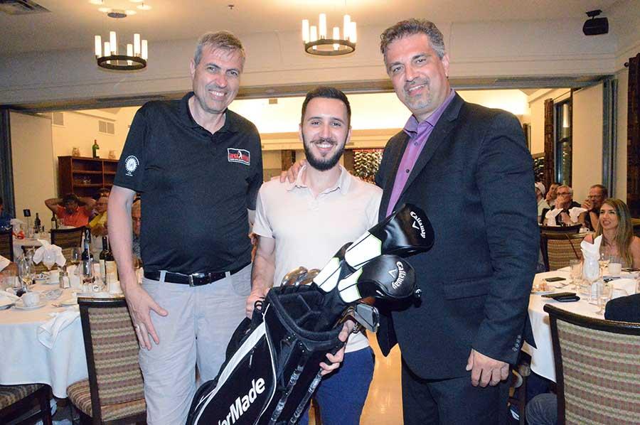 APGA golf tournament raises $23,125 for Hellenic Chronic Care Hospital