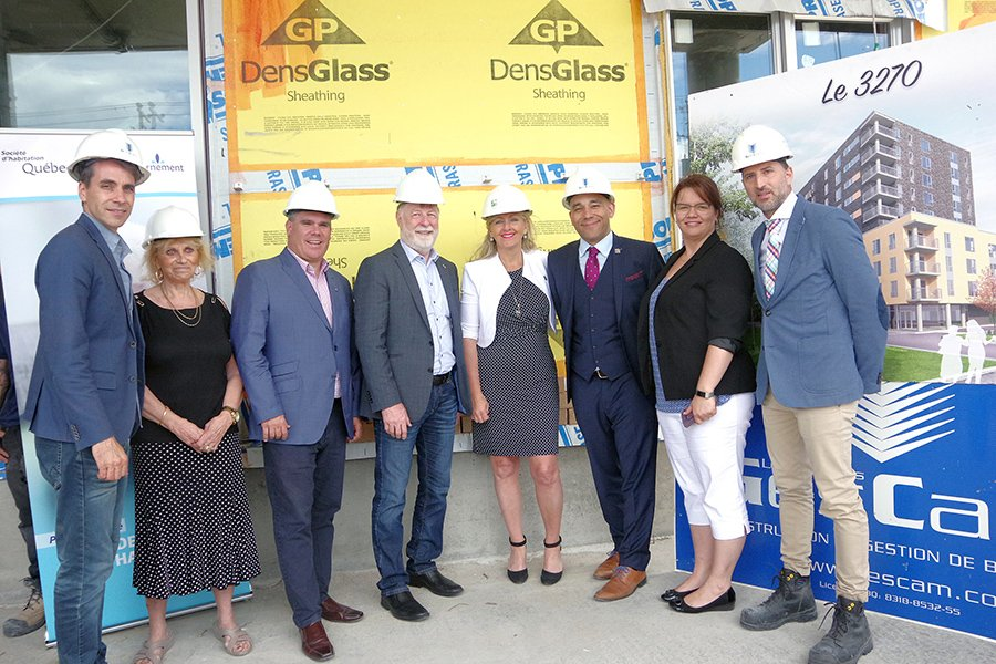 New retirement residence at 3270 St-Elzéar to open next spring