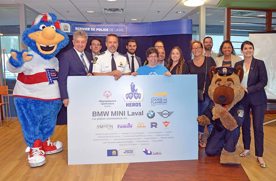 LPD to hold 'Parcours des Héros' foot race event in September