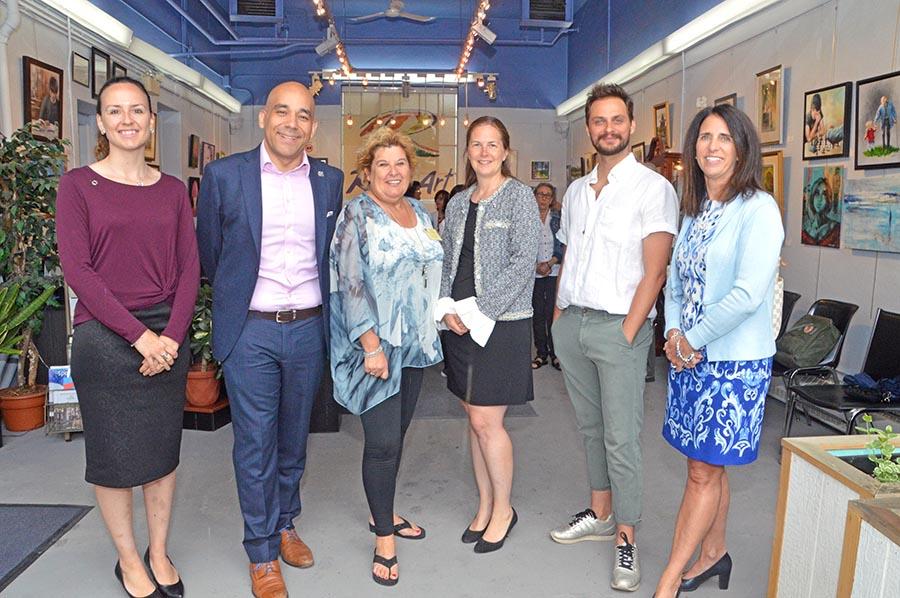 'Sainte-Rose Art Symposium' takes place July 25 - 28