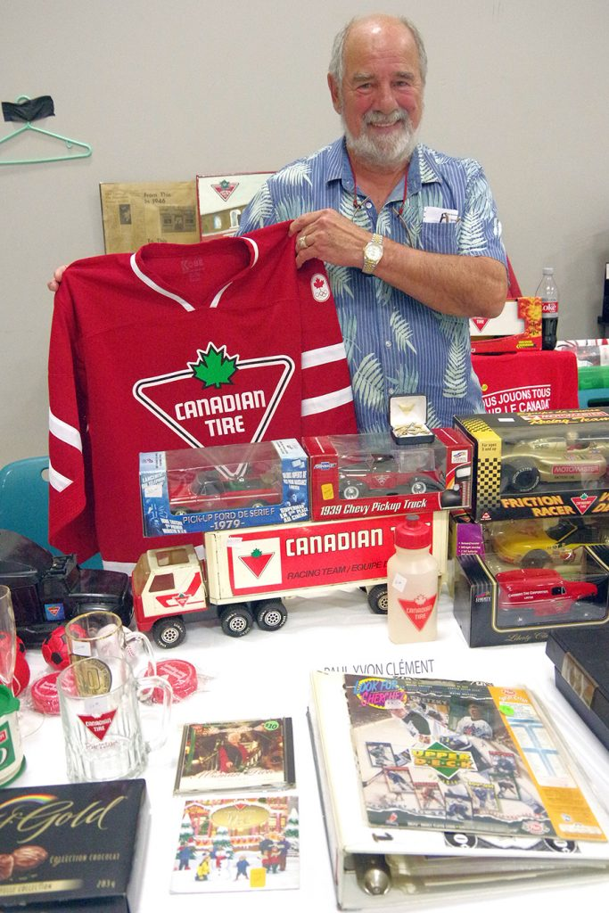 Laval hosts gathering of Canadian Tire Collectors Club