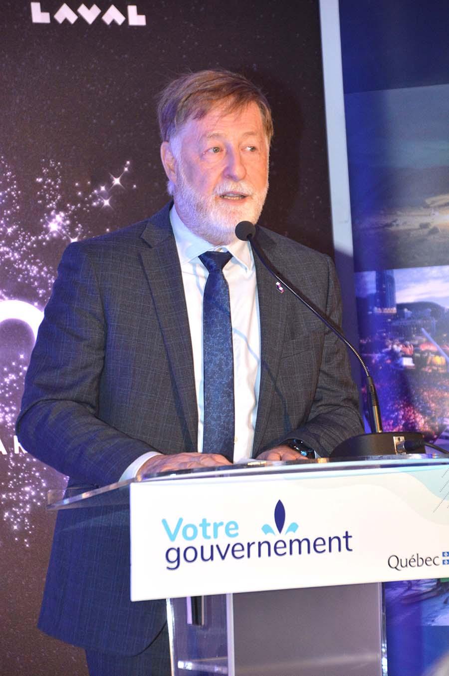 Quebec infrastructure legislation Bill 66 gets enthusiastic endorsement from Demers