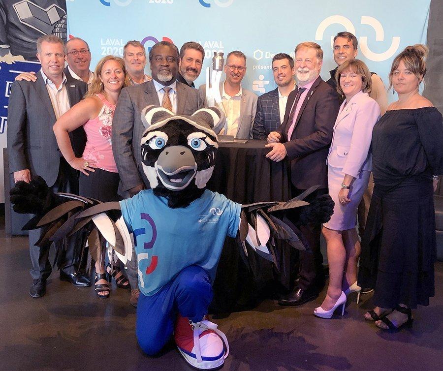 365-day countdown to Jeux du Québec-Laval 2020 begins