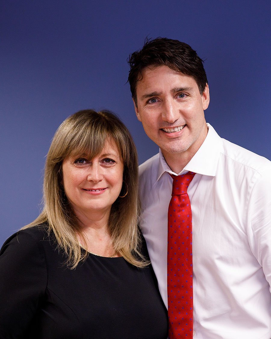 Annie Koutrakis is running for the Liberals in Vimy