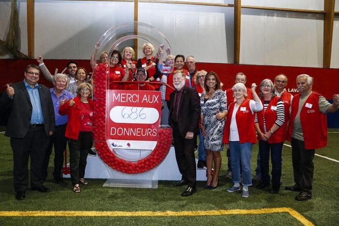 City's 2019 blood donor clinic deemed a success