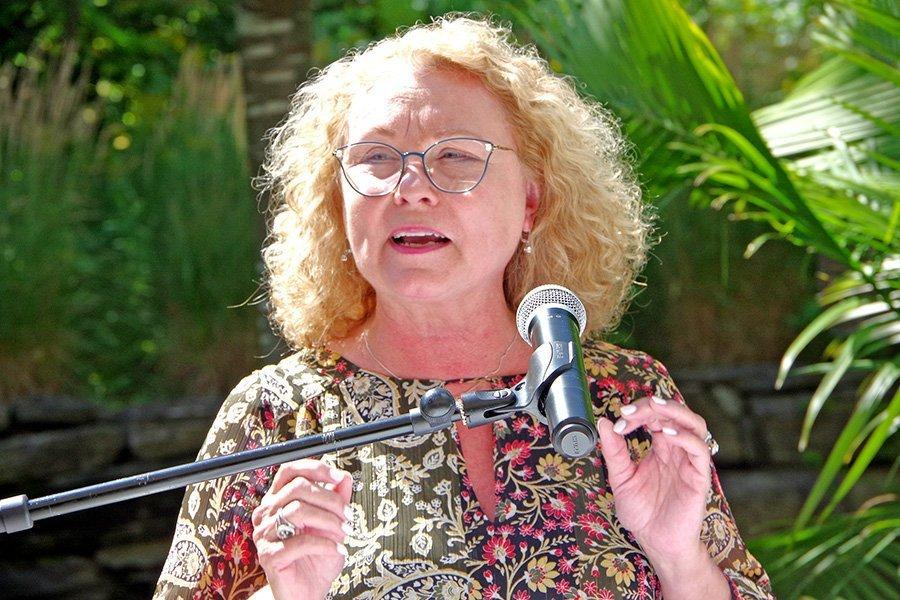 CAQ Seniors Minister Marguerite Blais bets her head
