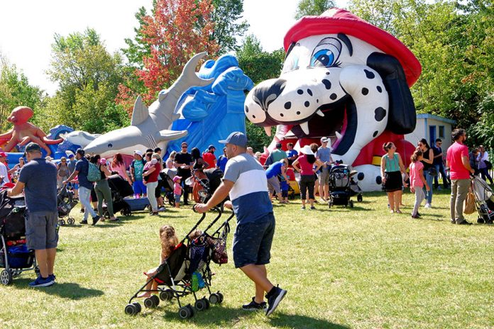 Laval's annual 'Fête de Famille' draws thousands