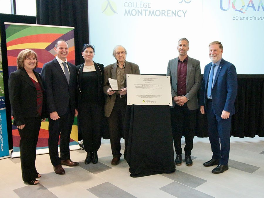 Collège Montmorency inaugurates new building