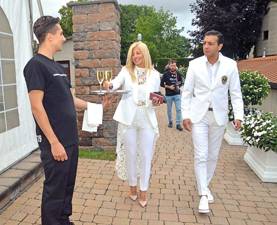 'Notte In Bianco' raises $250,000 for children's psychological well-being