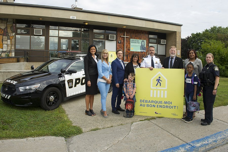 Laval launches back-to-school safety campaign