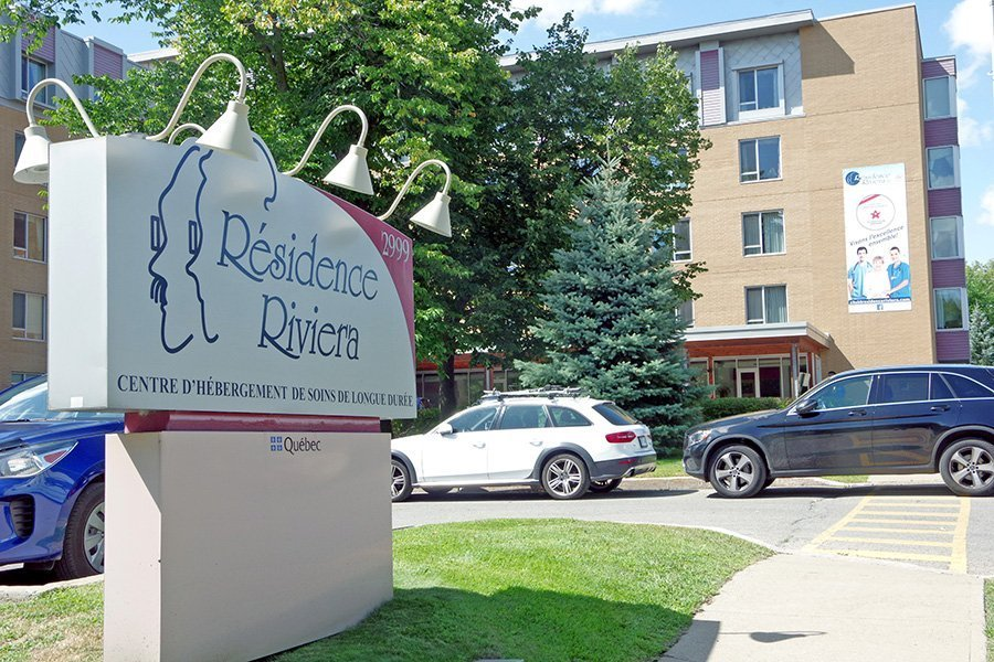 Chomedey's Riviera Residence marks its first 60 years
