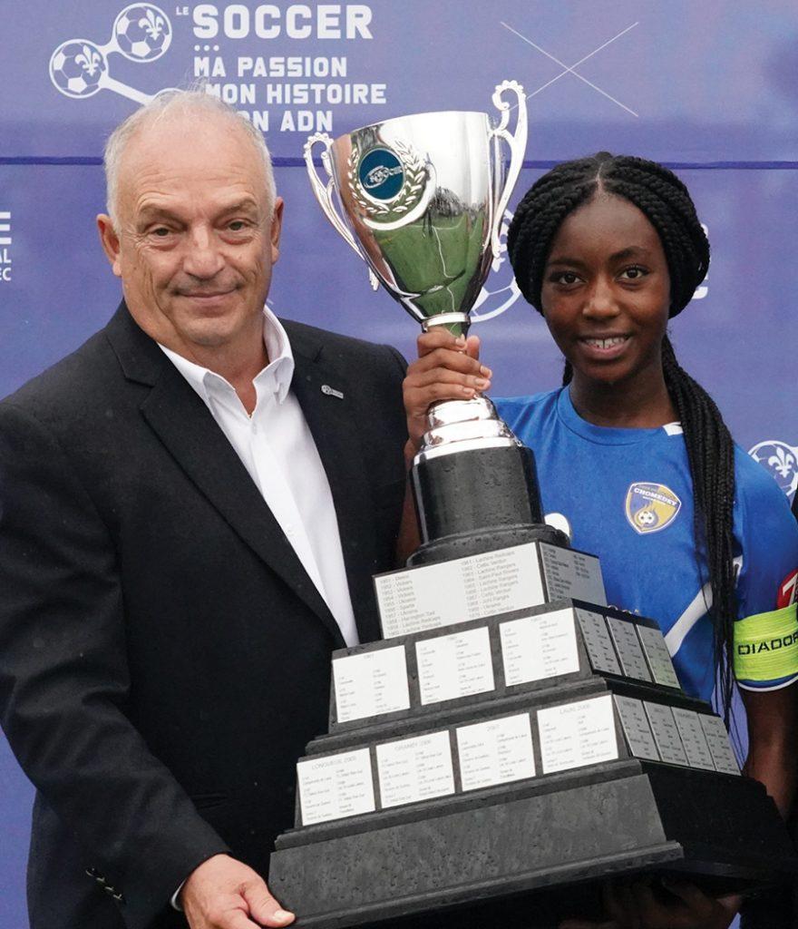 Quebec Champions U16 F AAA