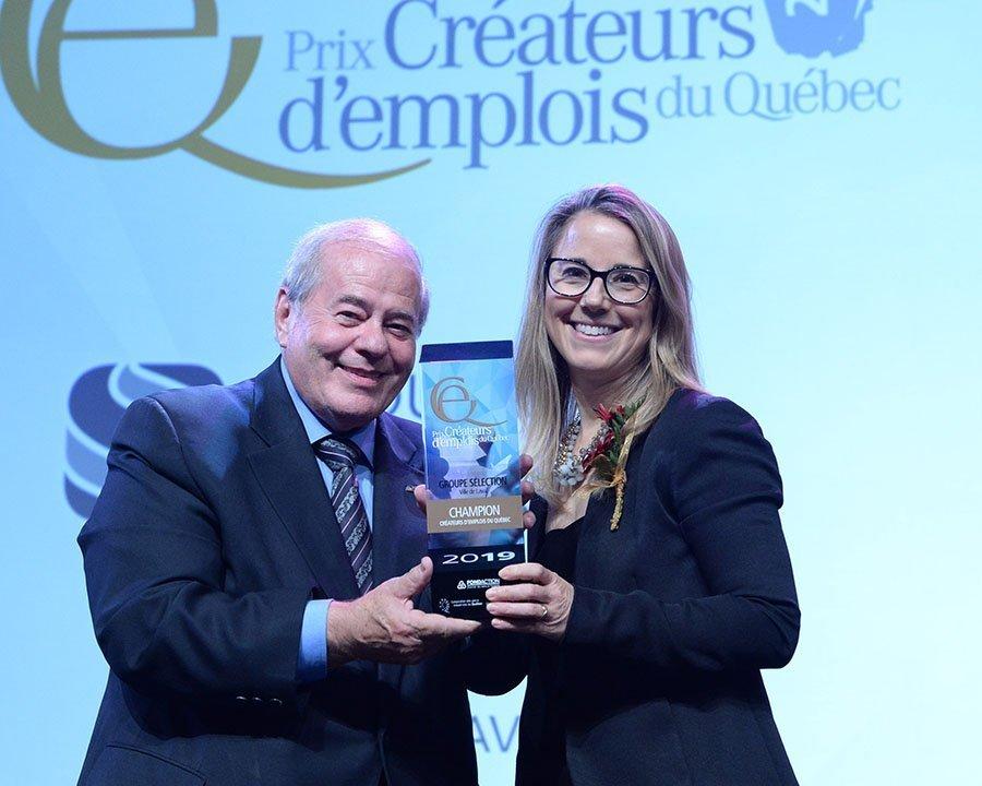 Laval firms win 'Prix Créateurs' business awards