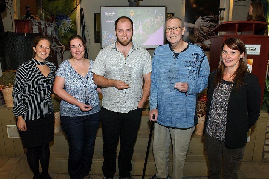 Winners chosen in 'Mon quartier fleuri' gardens contest