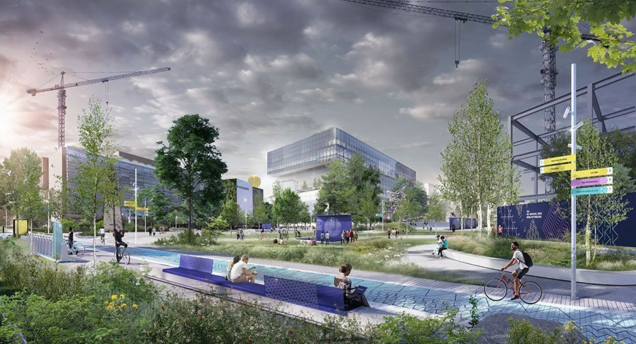 Architectural firms win with design for downtown Laval