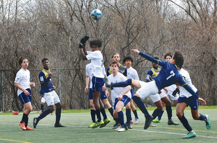 The Chomedey Soccer Club men's U18AAA