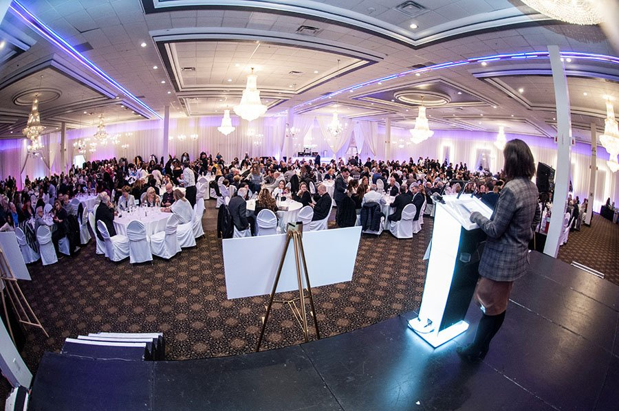Action Laval salutes by-election candidate at annual brunch