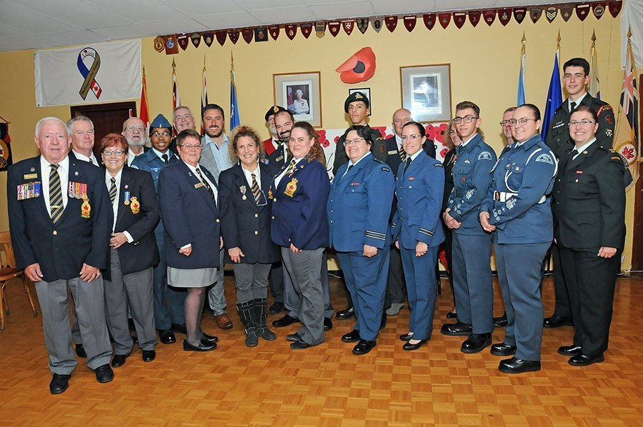 Honour Canada's veterans on Remembrance Day