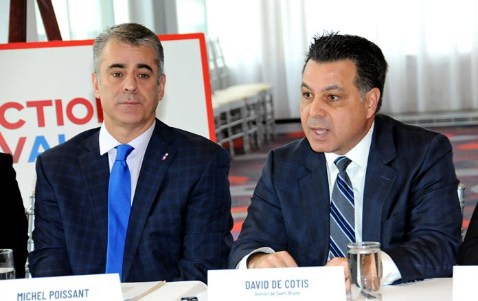Action Laval calls Demers 'secretive' and 'partisan'