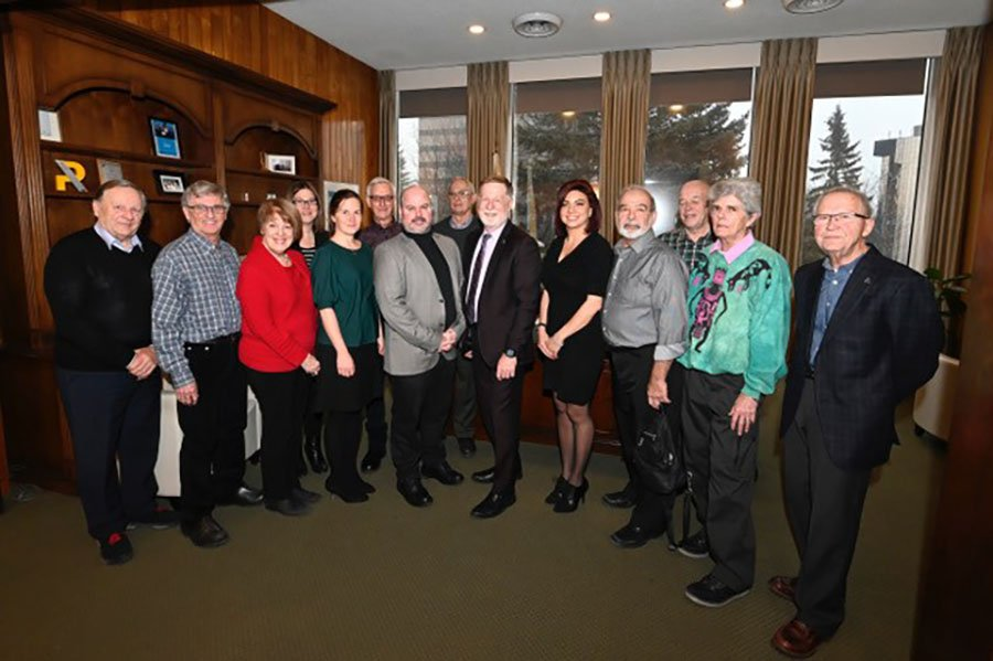 News from the Laval executive-committee