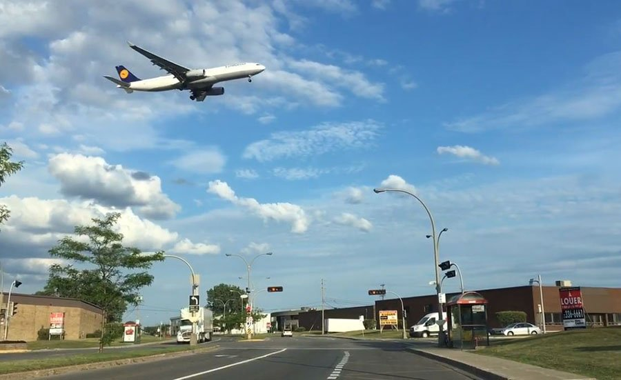 Airport noise group seeks results with improved complaints app