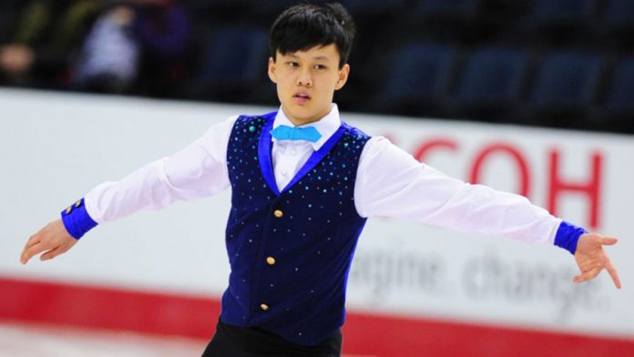 Joseph Phan to compete at International Skaters competition
