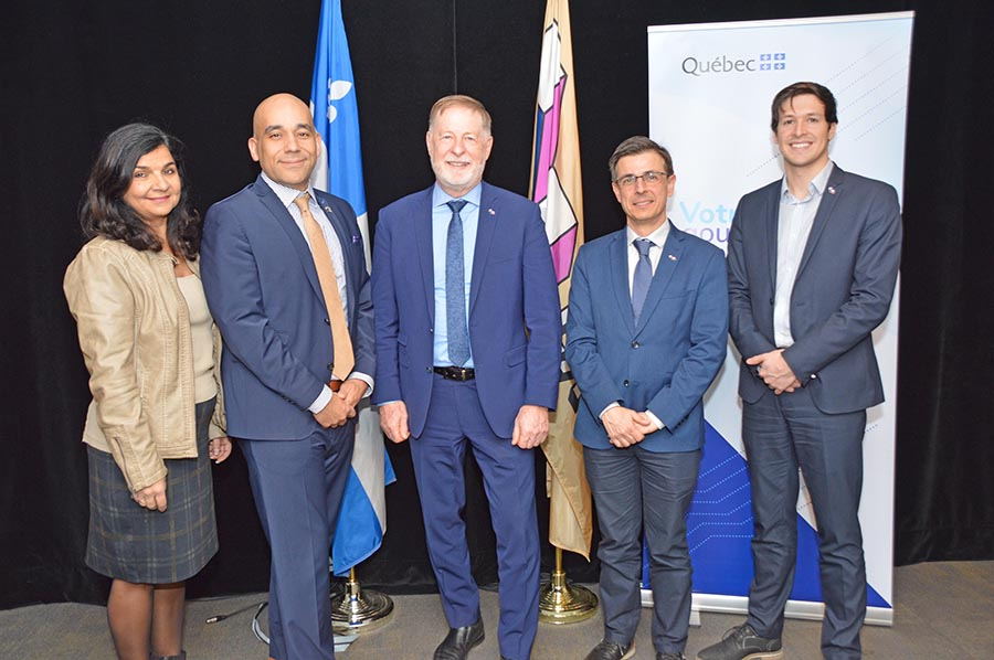 Quebec allots $2.02 million for local culture and eco-projects