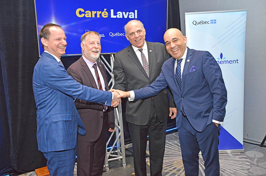 City announces plan to develop 'Carré Laval' for mixed use