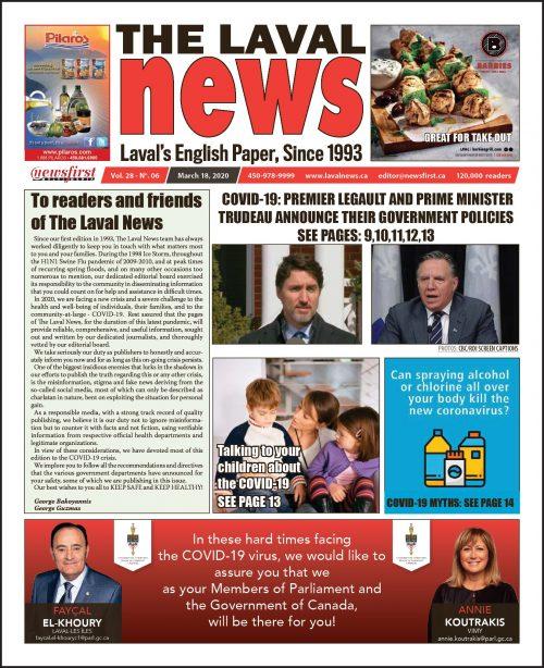 Laval News Volume 28-06