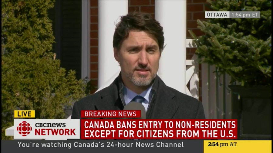 Prime Minister Trudeau announces new actions under Canada's COVID-19 response