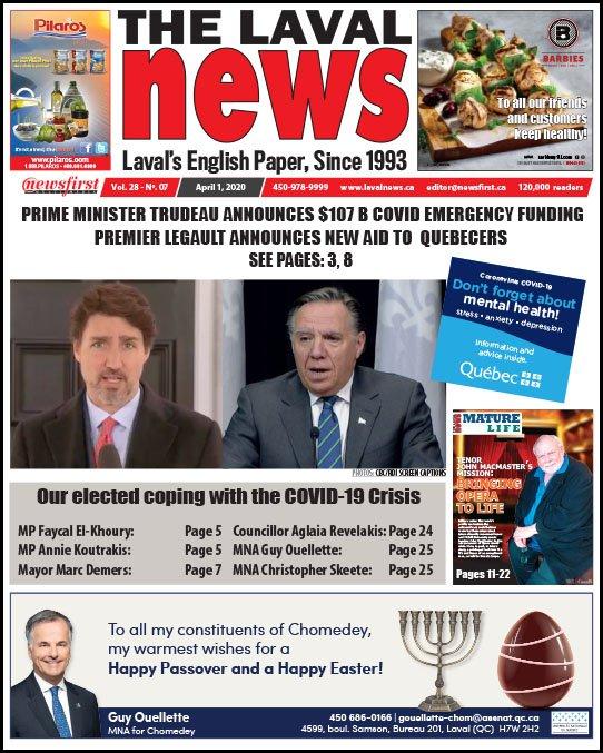Laval News Volume 28-07