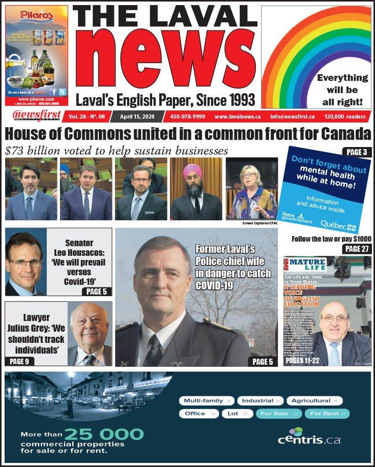 Laval News Volume 28-08