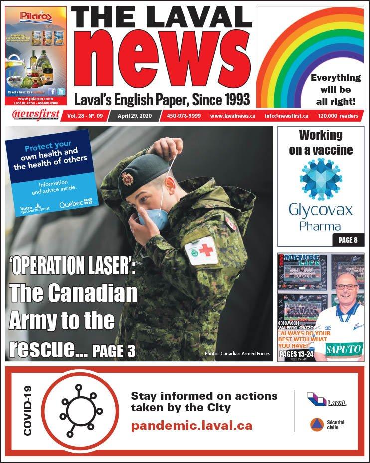 Laval News Volume 28-09
