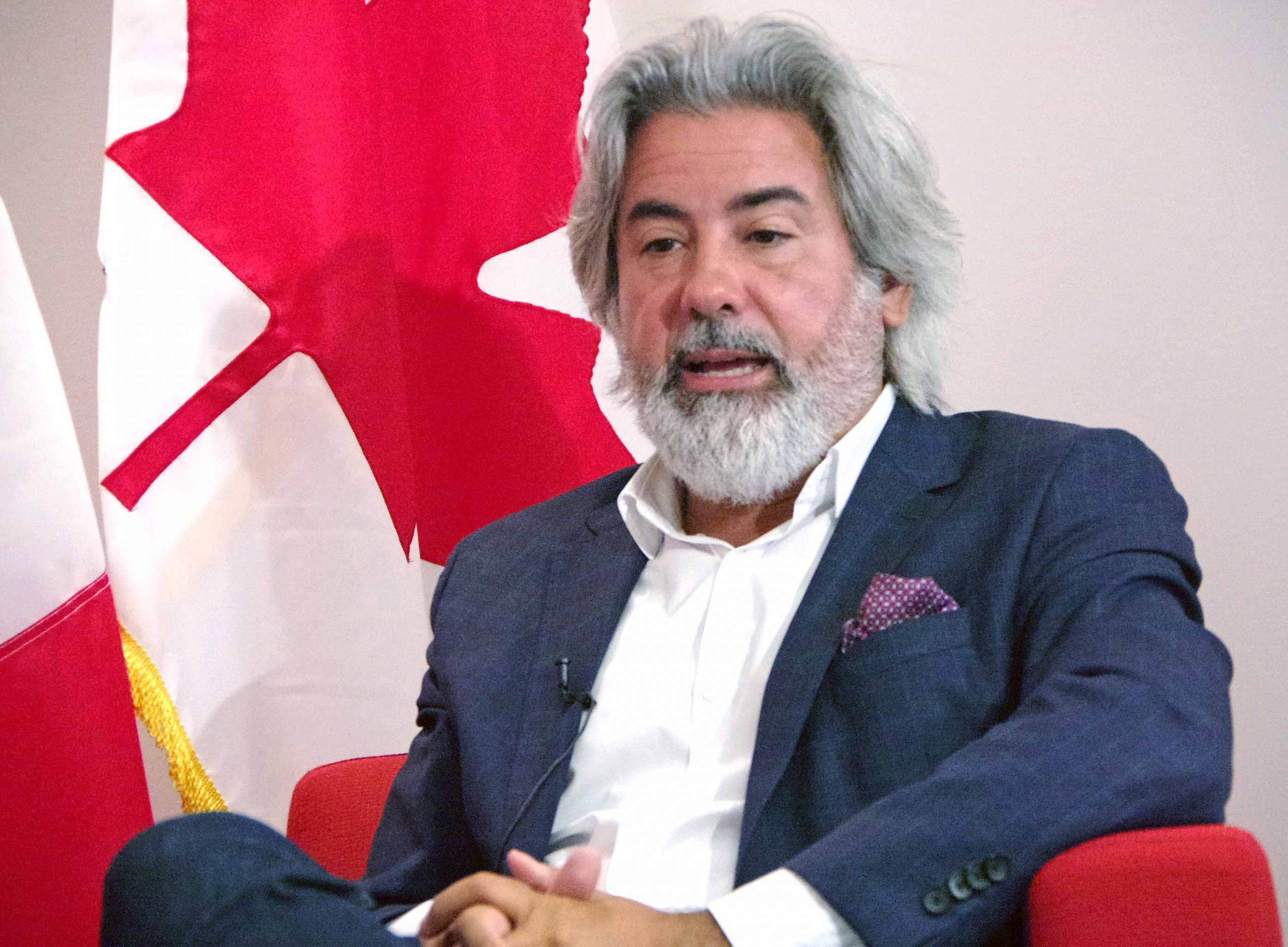 Politics run deep in Liberal Gov't House Leader Pablo Rodriguez