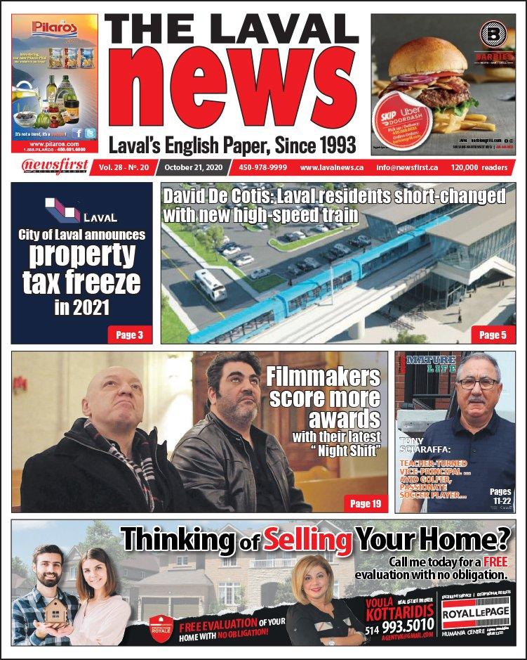 Laval News Volume 28-20