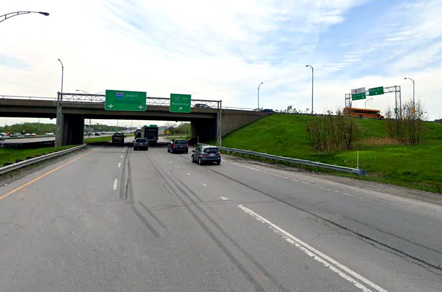 Honda driver injured in collision with dump truck at R-125/A-440 merge