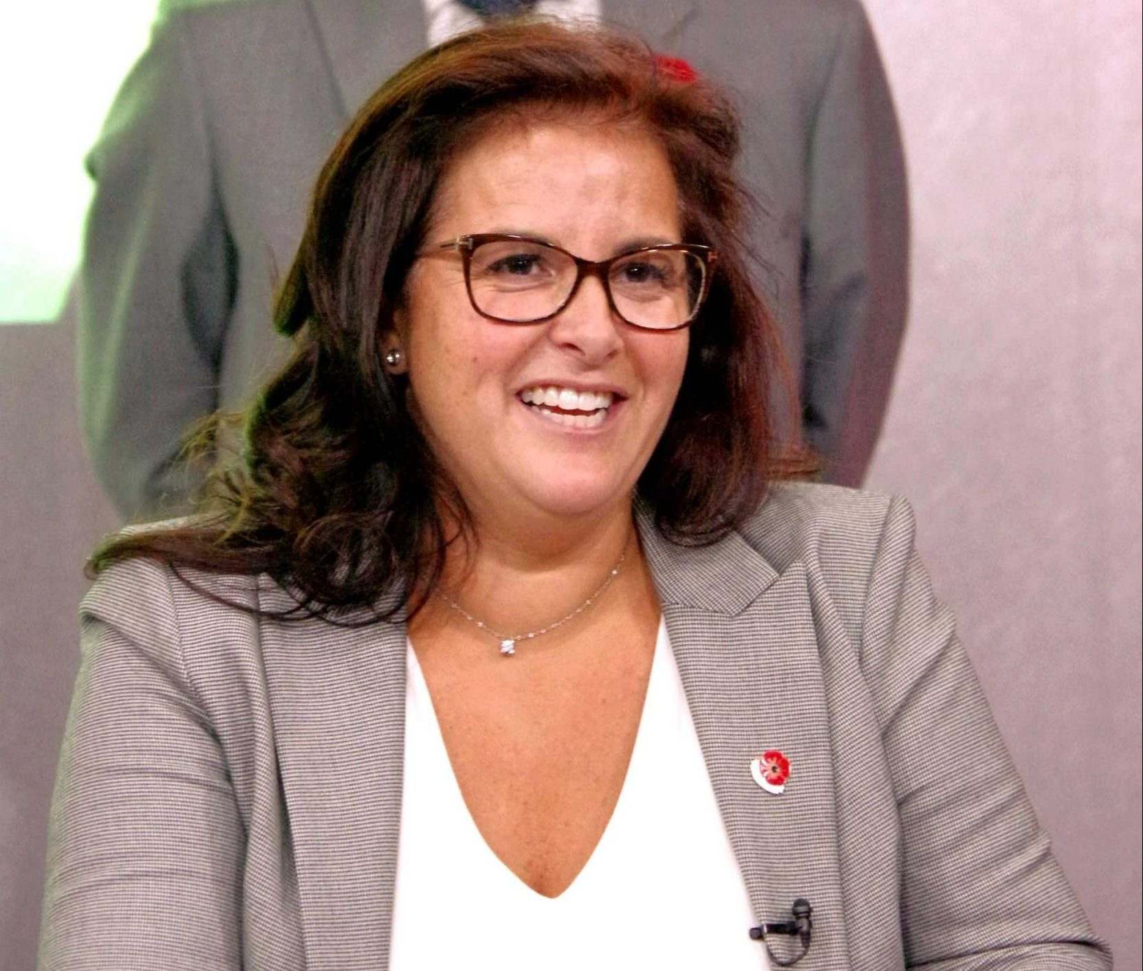Sonia Baudelot unsure whether she'll run for mayor under her own banner