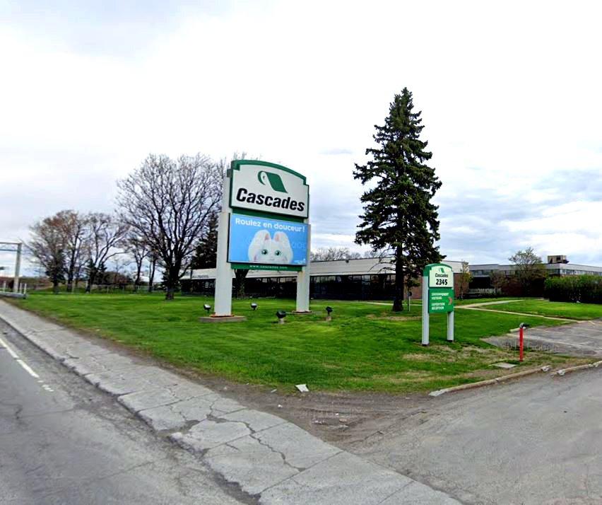 Cascades paper announces closing of Laval napkin facility
