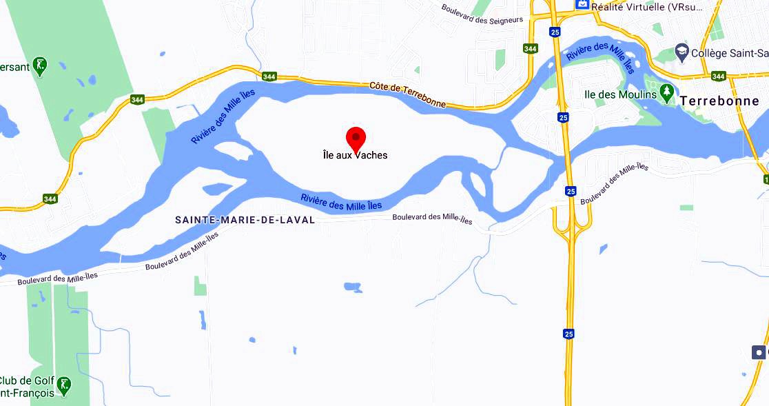Laval purchases islands in Mille Îles River for future park use