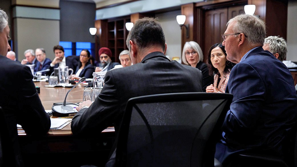 Trudeau convenes 'Incident Response Group' for talks on COVID-19 variant