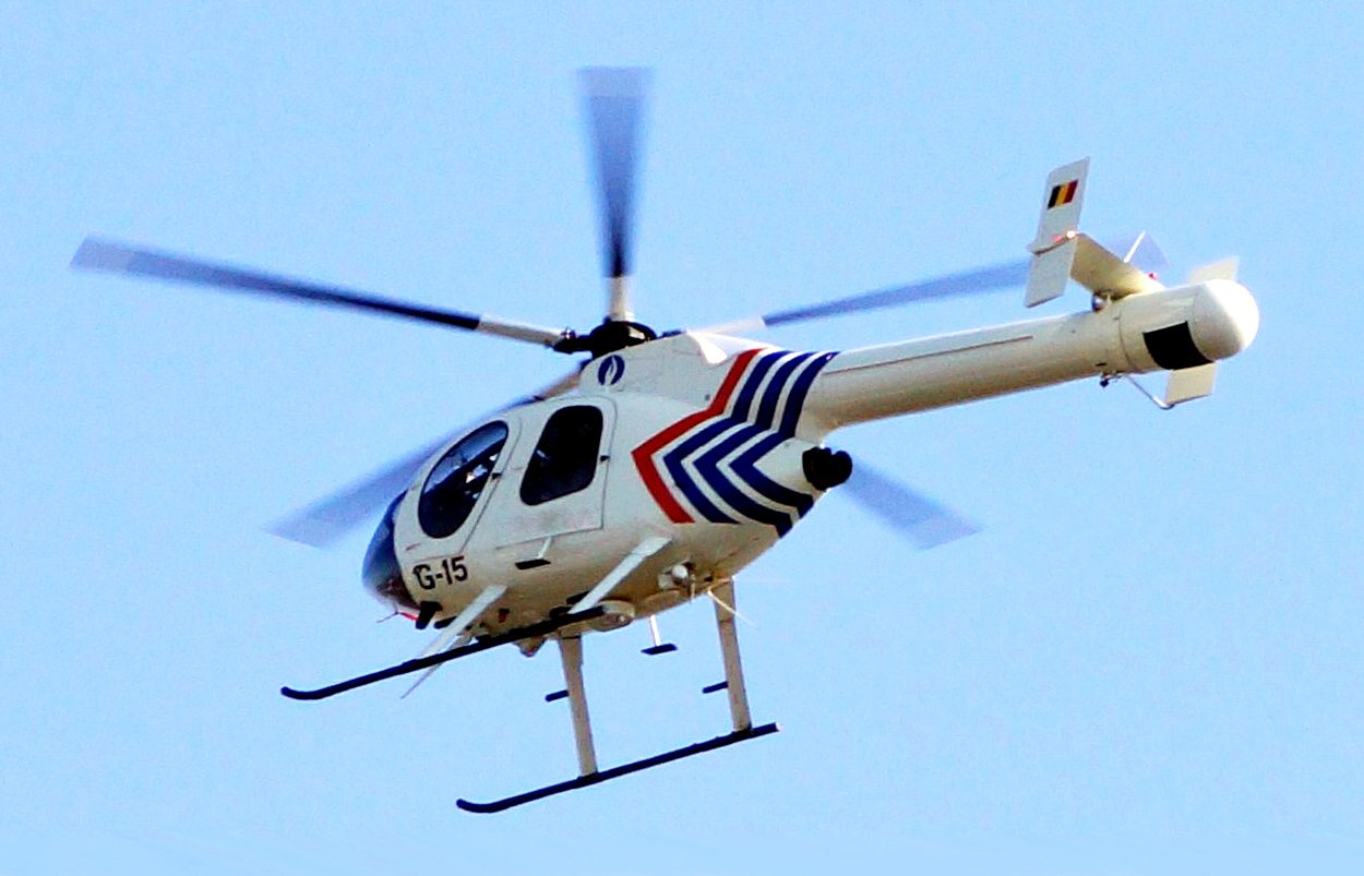 Helicopter night flights over L-D-R draws complaints