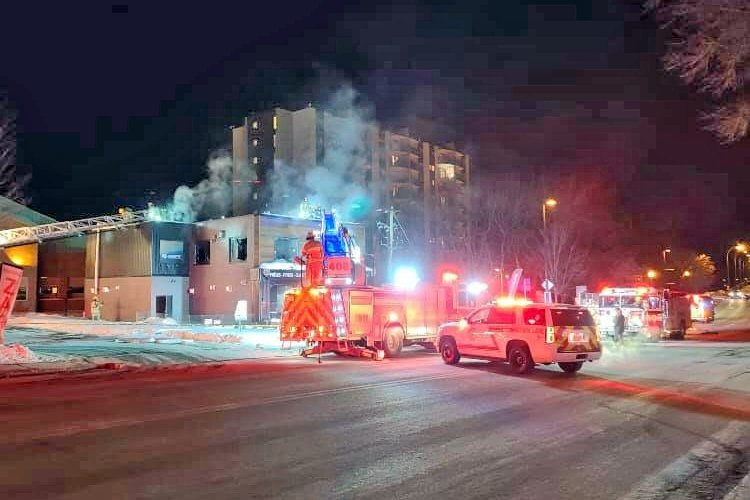Laval ranks 6th in Quebec for per-resident cost of fire protection