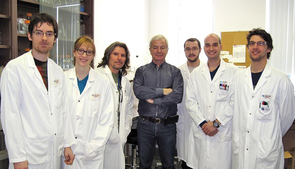 INRS researchers are exploring nervous system impact from coronavirus