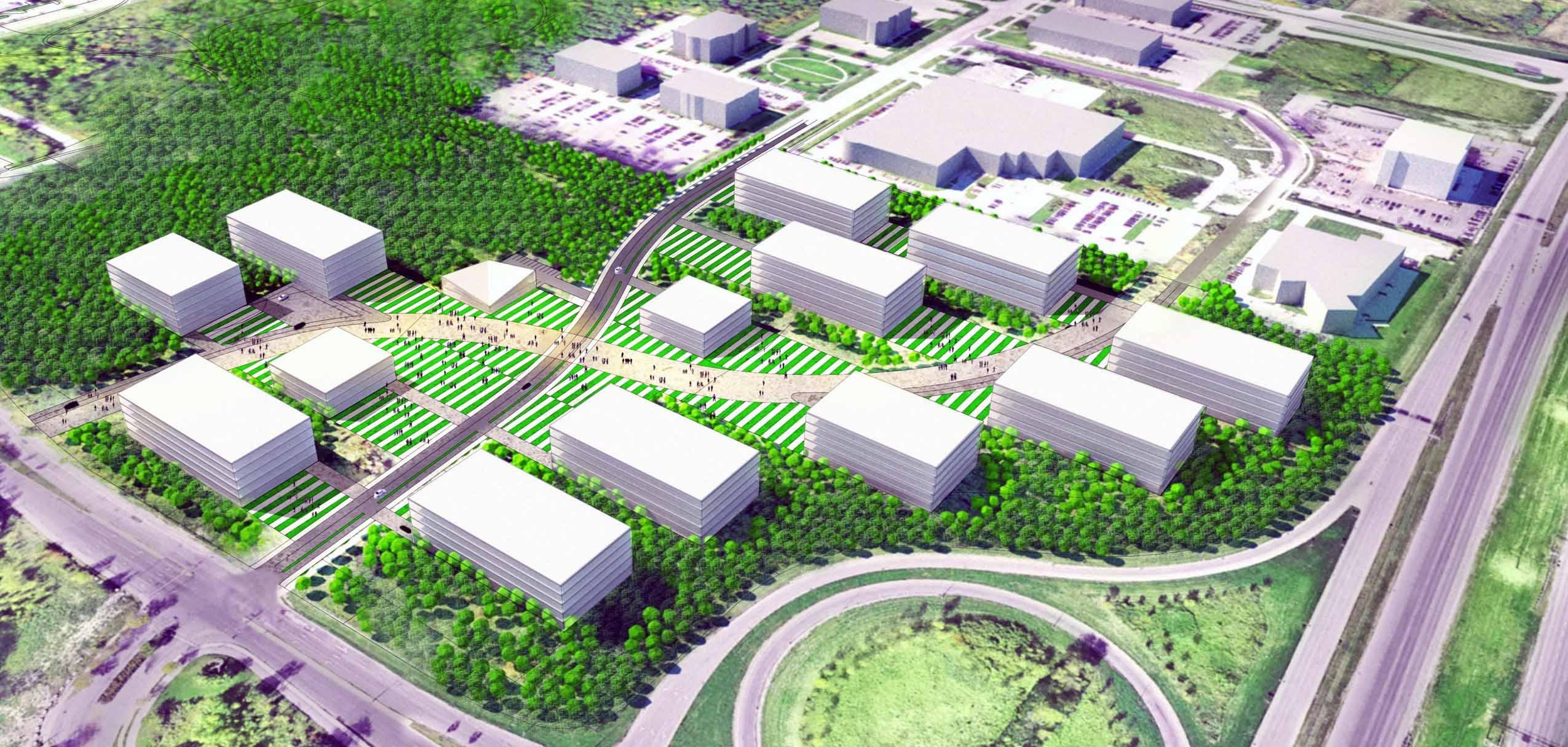 Laval is hoping Moderna will build a facility at Cité de la Biotech
