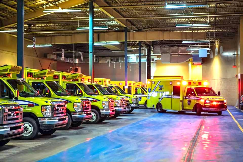 Urgences-Santé, Prime Minister pay homage to Paramedic Services Week